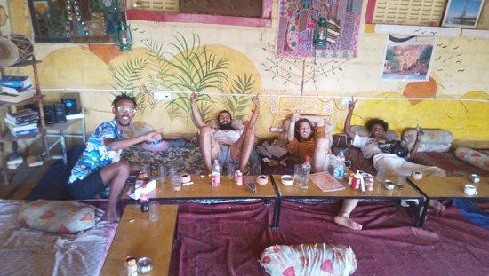 RESTAURENT VIEW - Ảnh của Hotel Nutella Jaisalmer, Jaisalmer - Tripadvisor