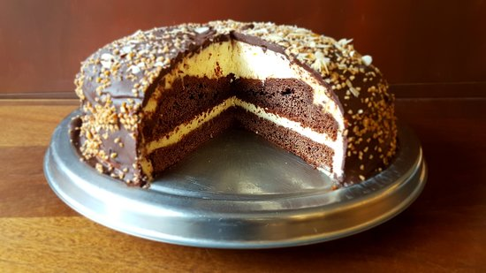 Chocolate Weekend Cake