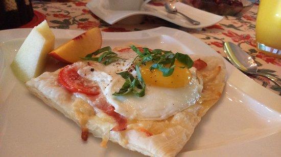 Delicious breakfasts