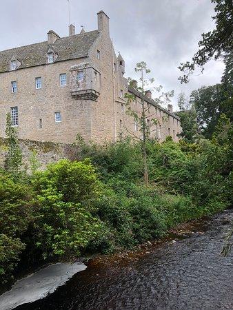 Sin colas: entrada al castillo de Cawdor: Exterior