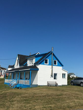 Cloridorme, Canadá: Maison Gaspésienne