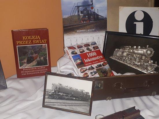 Puszczykowo, بولندا: Decor, historical souvenirs