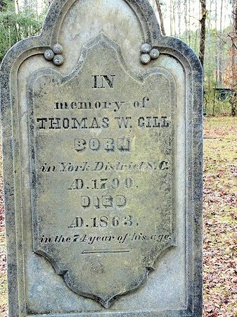 new cemetery - born in 1790