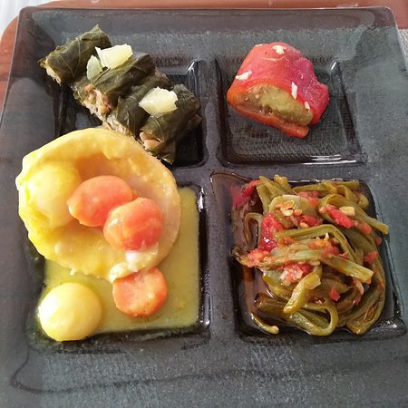 """Room service """"Olive Oil Dishes"""""""