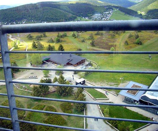 Auf dem AussicAuf dem Aussicht`s Turm, mit schöner Weitsicht...ht`s Turm, mit schöner Weitsicht...