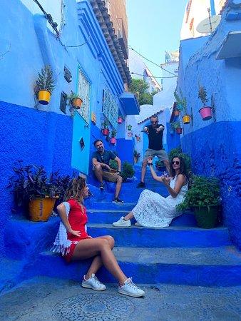 Chefchaouen - La città blu