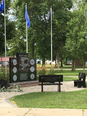 Walnut Grove Veteran's Memorial