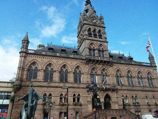 Chester Town Hall: Municipio
