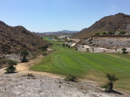 Great golf course and facilities