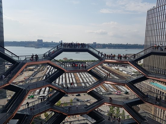 ABIERTO: NYC Midtown Sightseeing Tour y Hudson Yards The Vessel:  Hudson Yard The Vesse