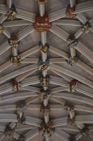 Norwich Cathedral: Ceiling bosses