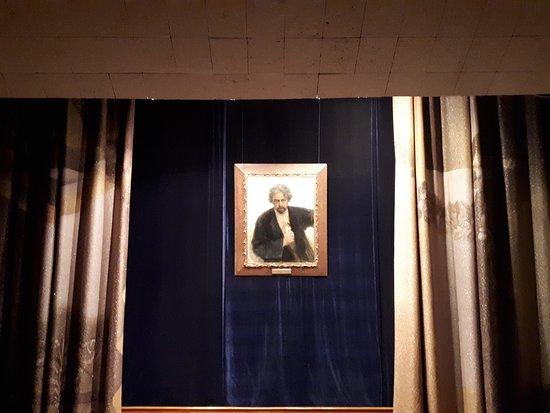 """The Museum of One Picture: """"Портрет священника Г.С.Петрова"""""""
