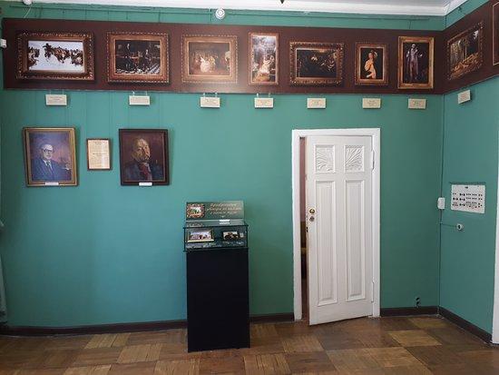 The Museum of One Picture: Часть тех картин, которые были представлены с момента окрытия
