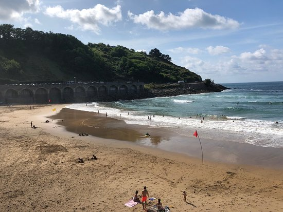 Playa de Gaztetape