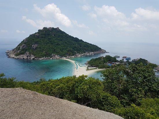 Ко-Нанг-Юань, Таиланд: La vue wow