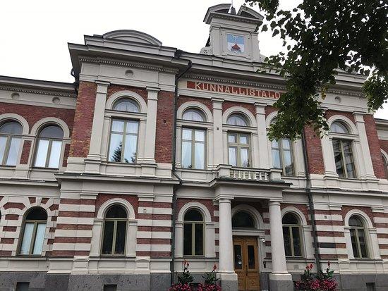 Jyvaskyla City Hall