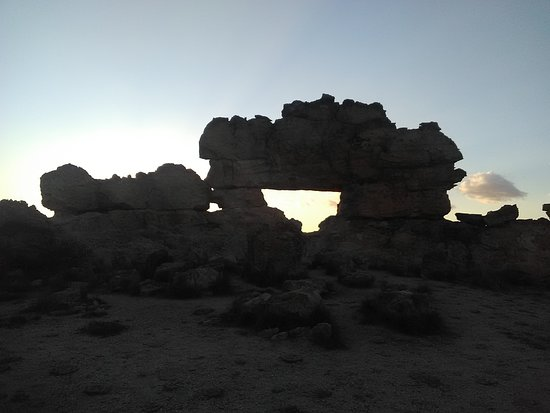 Windows of Isalo, one of the place must to see when you visit Madagascar