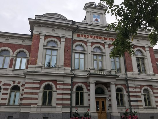 Jyvaskyla City Hall