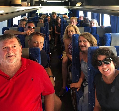 Camucia, Włochy: Wine touring with Alberto