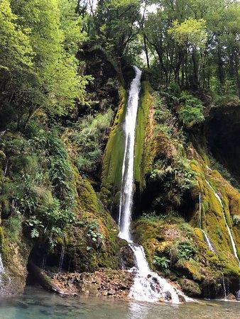 Rafting River Tara: Waterfall 2