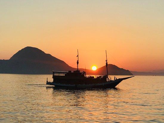 Wanua Adventure: Coucher de soleil à tomber