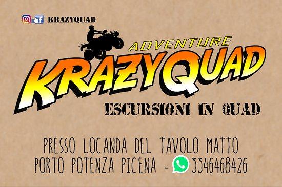 Krazy Quad - Escursioni In Quad