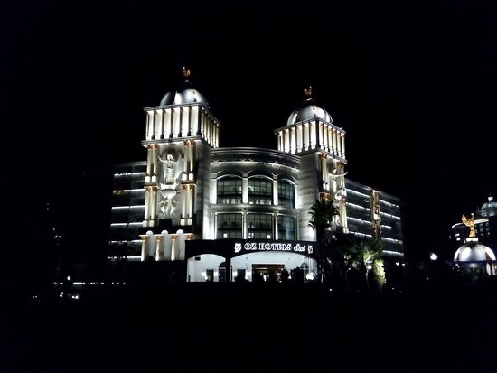 Oz Hotels Sui: Oz Hotels Sui Окюрсалар, Турция
