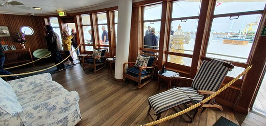The Royal Yacht Britannia Admission Ticket: Britannia - Xilopa