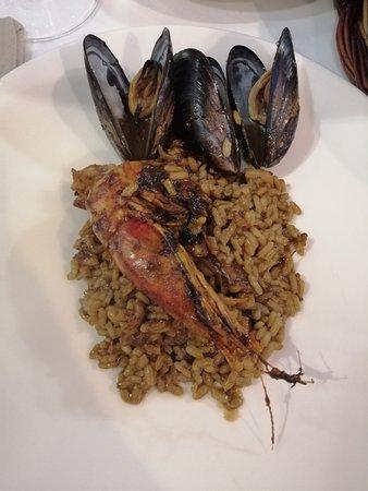 Restaurant Can Pini: Paella