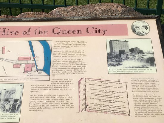 Information about the Queen Bee Mill