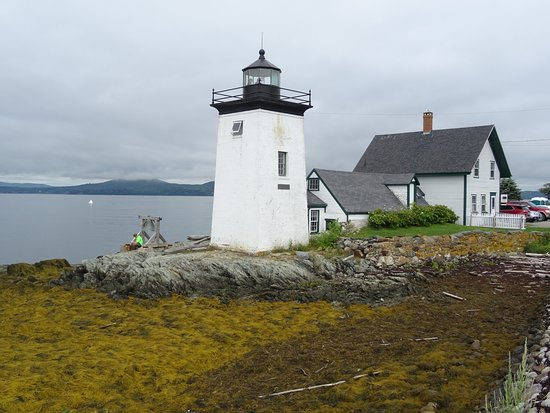 Islesboro lighthouse