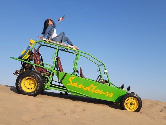 SandTours Peru
