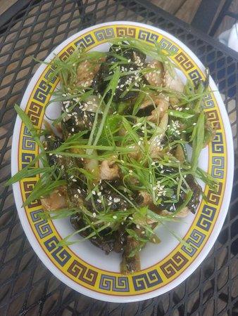 Kwei Fei: something to avoid, Pork & Shishito Stir Fry