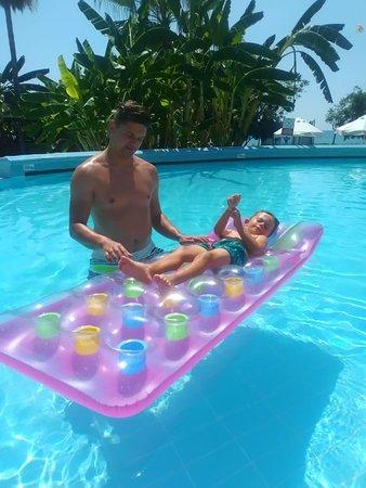 Crystal Sunrise Queen Luxury Resort & Spa: Güzel bir tatil oldu