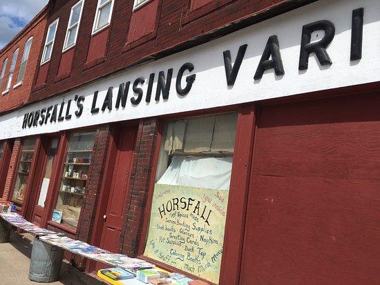 Horsefall's Lansing Variety Store