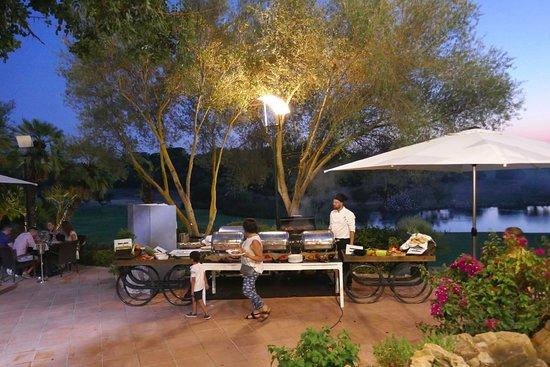 Samstags Dinner-Buffet im Restaurant El Lagar