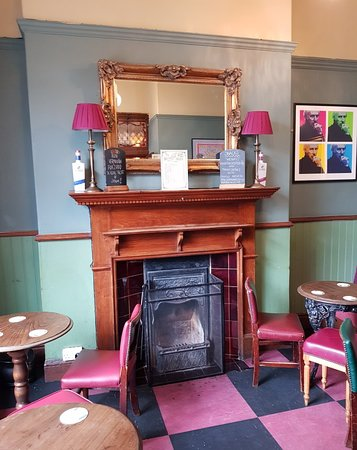 The Belvedere Arms: Great pub.