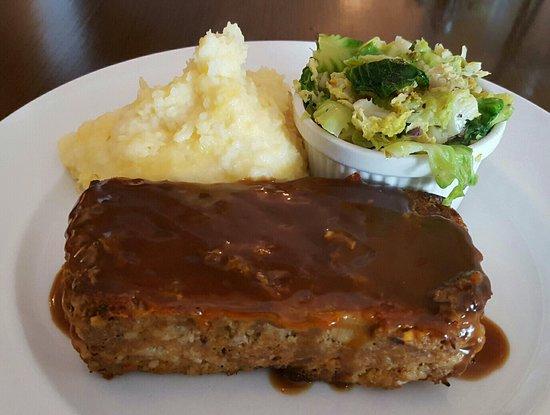 Meatloaf entrée