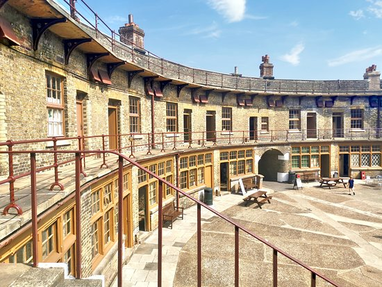 Landguard Fort: 6