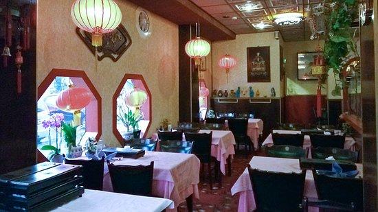 Tai Yuen: the restaurant