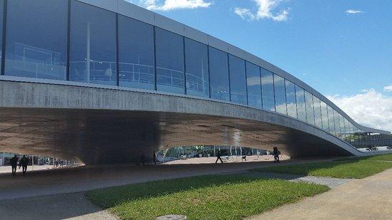 Rolex Learning Center EPFL