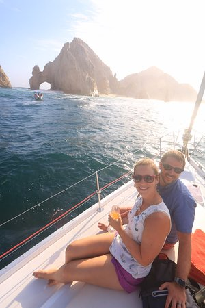 Los Cabos Luxury Sunset Sail: from the crew