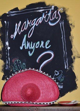 Best Margaritas in town.