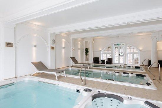 The Headland Hotel & Spa: Pool