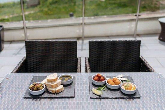 The Headland Hotel & Spa: Restaurant