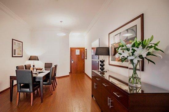 Golden Sands Hotel Sharjah: Guest room
