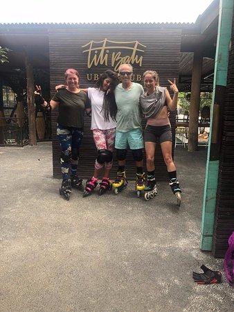 Titi Batu Skate Crew!