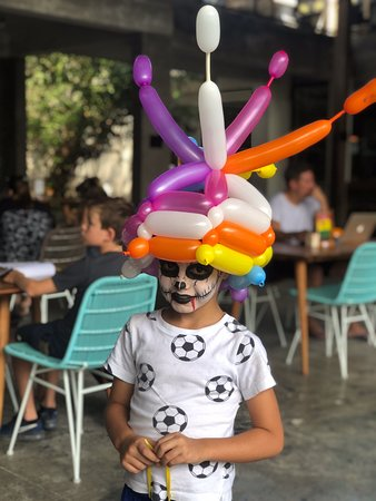 Sunday Funday - Balloons By Danielle Aston
