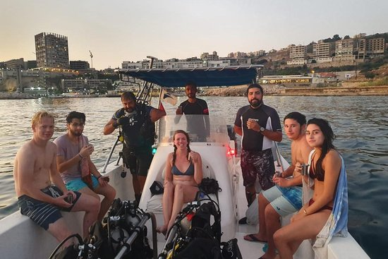Stingray Divers Lebanon