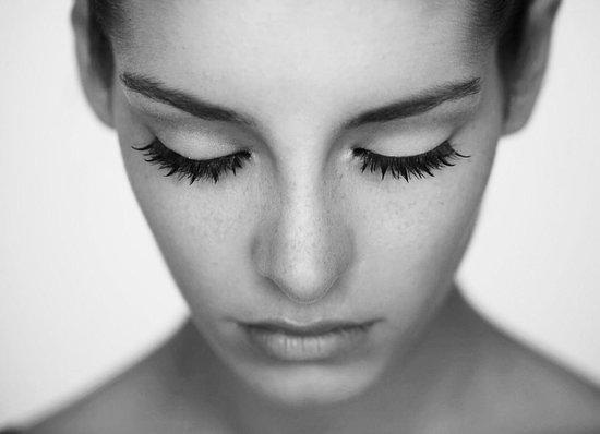 Monstera Nails & Spa: lashes eyelash